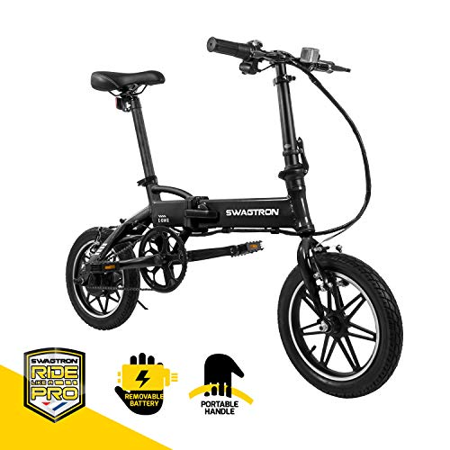 SWAGCYCLE EB5 Plus Folding