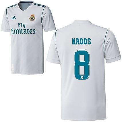 adidas - Camiseta de fútbol de la primera equipación del ...