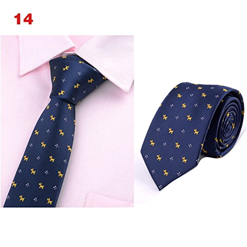 Woven Necktie Accessories Men Party Classic Symboat Jacquard Thin Printed Neck 6cm Ties Business U8qCBaw