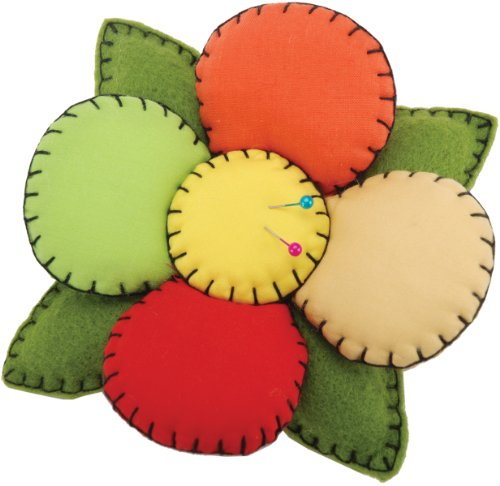 Fons and Porter Flower Novelty Pin Cushion
