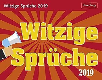witzige spruche kalender 2019 harenberg verlag tagesabreisskalender mit frechen spruchen und zitaten