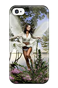 High Quality Fairy Fantasy Abstract Fantasy Case For Iphone 4/4s / Perfect Case