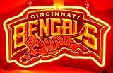 NFL Cinncinatti Bengals 3D Beer Bar Neon Light Sign