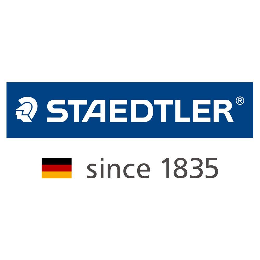 Staedtler 110-3B L/ápiz Negro Rojo