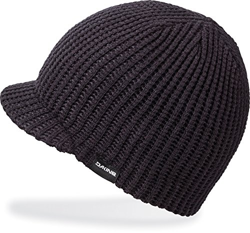 Dakine Waffle Visor, Black, One (Dakine Winter Hat)