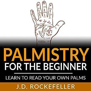 Palmistry for the Beginner Audiobook