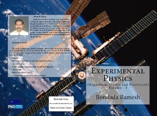 Experimental Physics (Cool Physics Book 1)