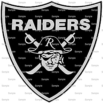 6 Round Raiders Mascot Birthday Edible Cake Cupcake Party Topper D951 Amazon Com Grocery Gourmet Food