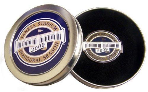 - New York Yankee Stadium 2009 Inaugural Season Pin in Collector Tin