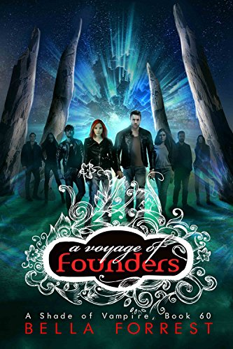 A Shade of Vampire 60: A Voyage of Founders cover