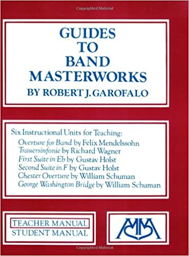 Guides to band masterworks robert garofalo 9781574630220 amazon guides to band masterworks robert garofalo 9781574630220 amazon books malvernweather Gallery