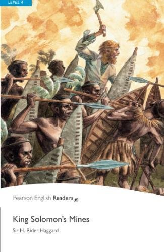 King Solomon's Mines, Level 4, Penguin Readers (2nd Edition) (Penguin Readers, Level 4)