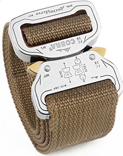 - Cobra Quick Release Buckle Men's Cobra Belt - 1.5
