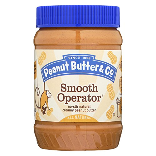 Peanut Butter - Smooth Operator, 16 Ounce - 6 per (York Peanut Butter)