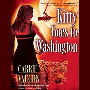 Kitty Goes to Washington Audiobook