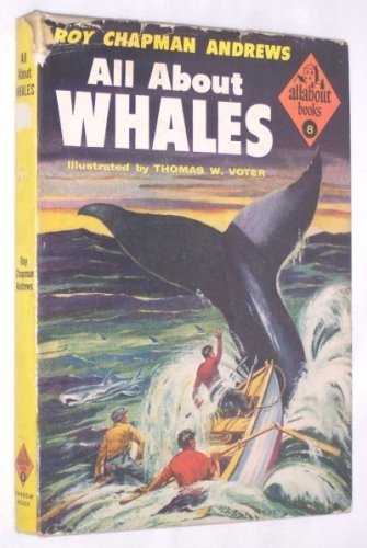 (All about whales (Allabout books, 8))