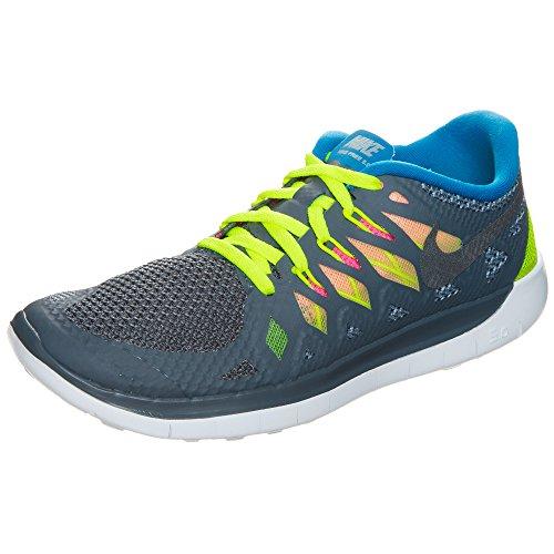 Nike Free 5,0 Ungdom Flickor Idrotts- Kör Träningsskor Storlek 6.5y
