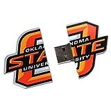 Flashscot NCAA Oklahoma State OSU Logo Shape USB