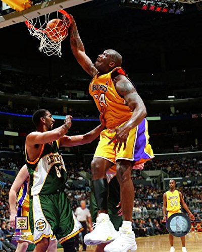Lakers Shaquille O'Neal 8