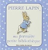 Ma première petite bibliothèque Pierre Lapin