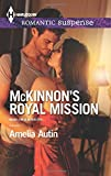 McKinnon's Royal Mission (Man on a Mission)
