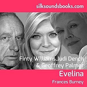 Evelina Audiobook