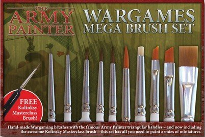 Brush Sets Master Set - 2