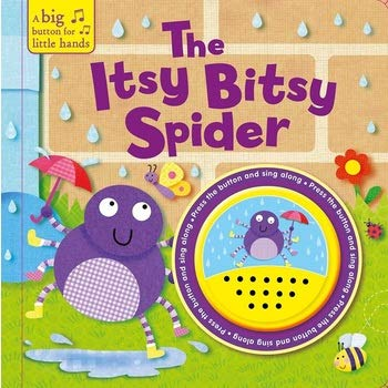 Little Baby Bum Itsy Bitsy Spider: Sing Along! (Little Baby Bum Sing Along!)