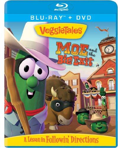 Veggie Tales: Moe & Big Exit [Blu-ray]