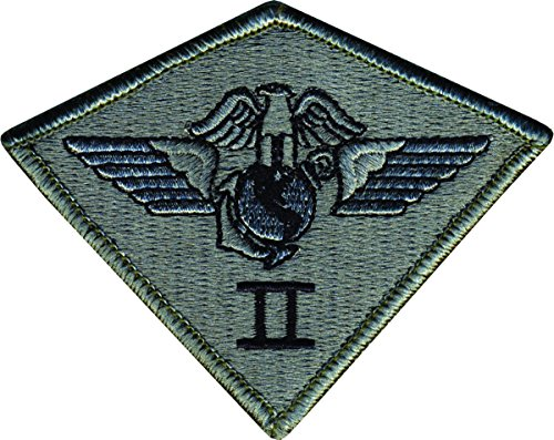 Marine Air Wing - PV-0002J, 2nd Marine Aircraft Wing, ACU Patch with Fastener (A-1-964)