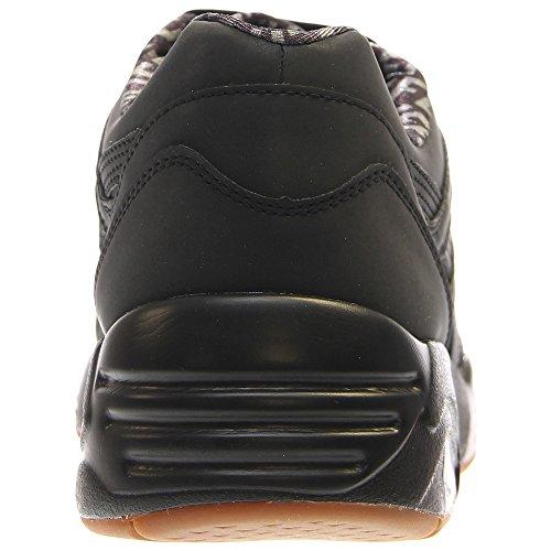Grandes ofertas Outlet Popular Puma Mens R698 X Alife Reflectante Negro gpz7b
