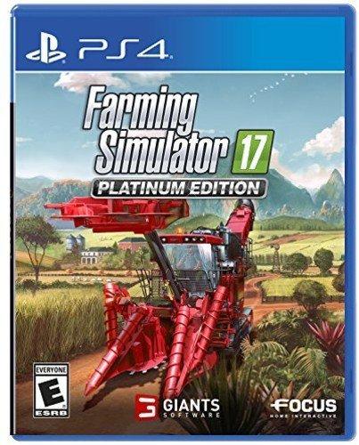 Farming Simulator 17 Platinum Edition - Xbox One