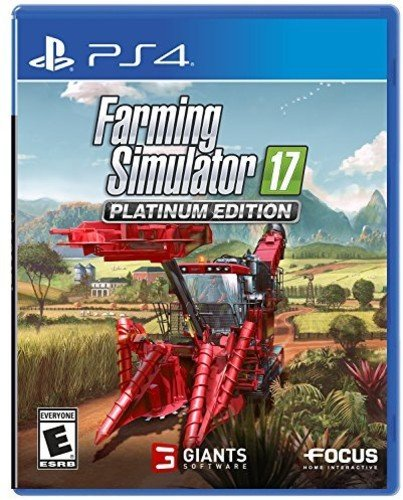 Farming Simulator 17 Platinum Edition - PlayStation 4