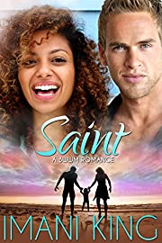 Saint: A BWWM Romance Novel (The Corbett Billionaire Brothers)