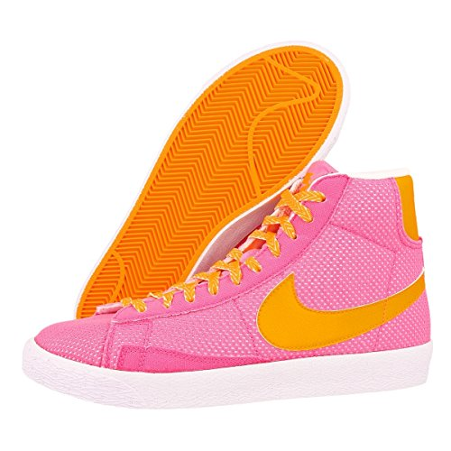 Nike Blazer Mi-vintage (gs) Salut Top Des Baskets 539930 602 Chaussures De Baskets