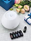 Homasy 500mL Diffuser with Essential Oils