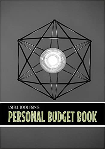Personal Budget Book Best Budget Book Planner Home Budget Book 64