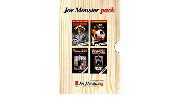 Joe Monster pack: Amazon.es: Libros en idiomas extranjeros