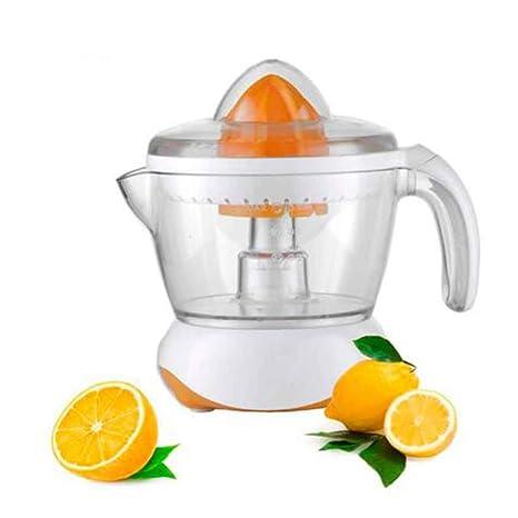 VATHJ Extractor jugo naranja limón exprimidor zumo de naranja máquina pequeño eléctrico hogar juicer de la