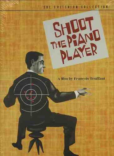 Shoot the Piano Player (Criterion Collection) Albert Remy Charles Aznavour Nicole Berger Marie Dubois