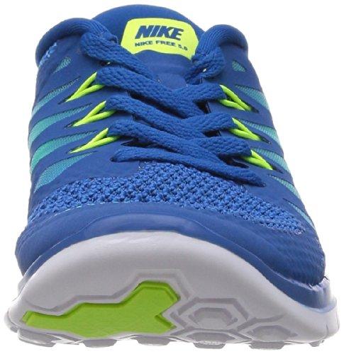 Nike Kids Free 5.0 (grande) Blu
