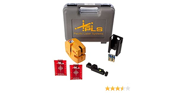 Amazon.com: Pacific Laser Systems PLS-60611 PLS480 Laser Tool: Home Improvement