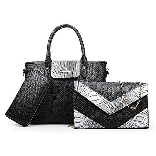Bag Single de minimalista bolsa Outdoor Black hombro XULULU bag satchel Deportes Ocio Shoulder ZqwxadE