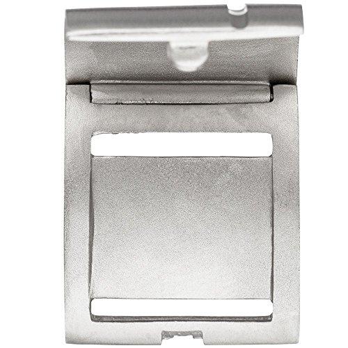 Médaillon pour 1photo Pendentif Carré pour ouvrir aufklappbar Argent 925pliantes
