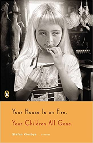 Image result for your house is on fire book