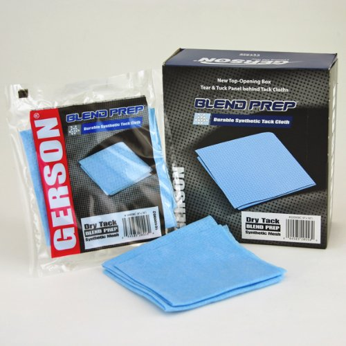 Gerson 020008C Blue Blend Prep Light Tack Cloth 1 Each