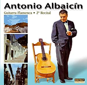 Guitarra Flamenca: Segundo Recital