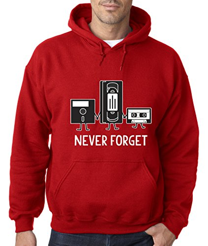 New Way 467 - Hoodie Floppy Disk VHS Tape Cassette Player...