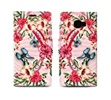 Arbuda Fancy Flip Cover for Samsung Galaxy C7 Pro