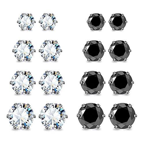 JewelrieShop Hypoallergenic Nickel free Lead free Stainless steel